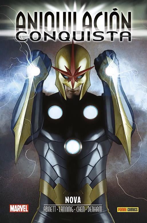 Marvel Saga. Aniquilación Saga 08. Aniquilación - Conquista: Nova
