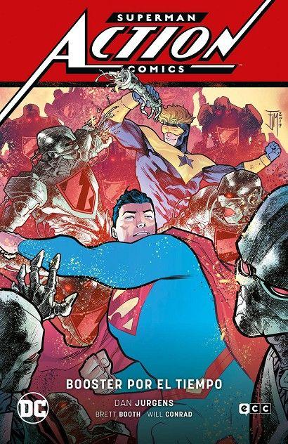 Superman: Action Comics vol. 04: Booster por el tiempo