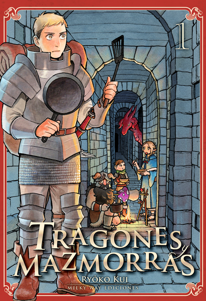 TRAGONES Y MAZMORRAS 01