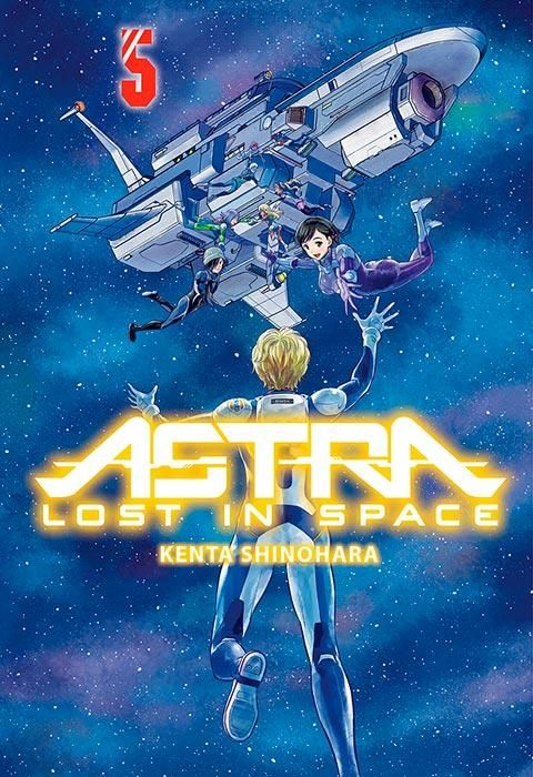 ASTRA. LOST IN SPACE 05