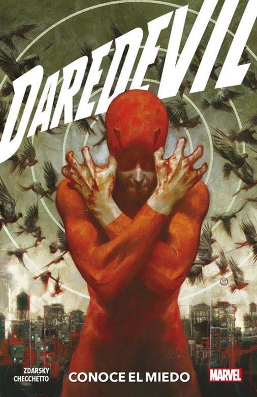 Daredevil 01. Conoce el miedo (Marvel Premiere)
