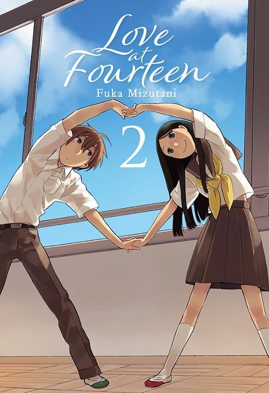 LOVE AT FOURTEEN 02