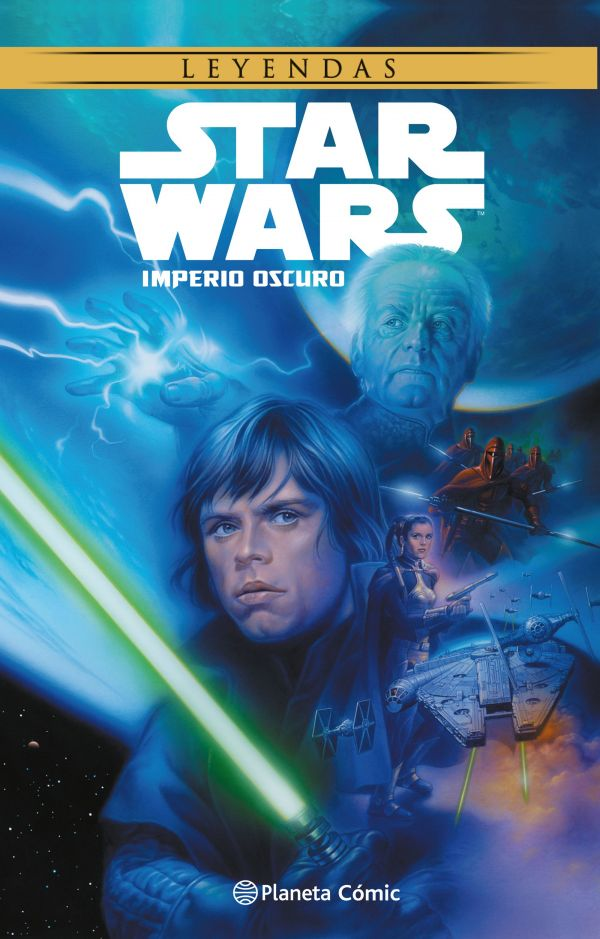 STAR WARS: IMPERIO OSCURO. OMNIBUS