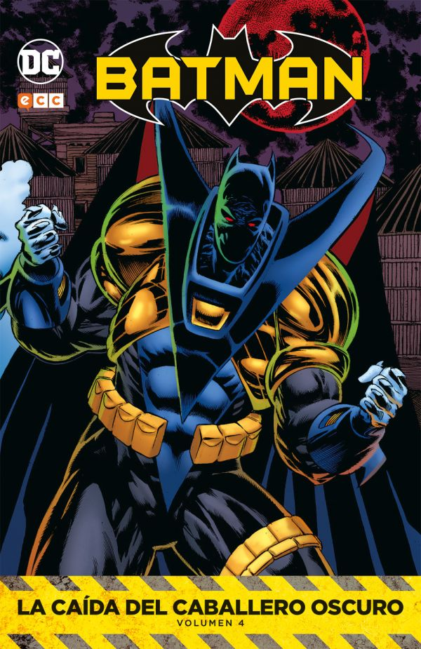 BATMAN: LA CAÍDA DEL CABALLERO OSCURO 04