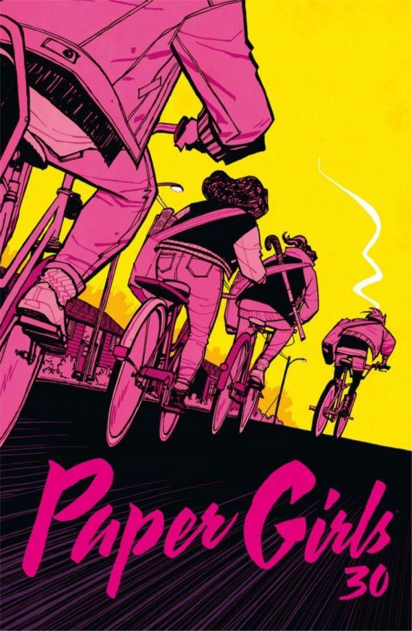 PAPER GIRLS 30 (DE 30) (GRAPA)