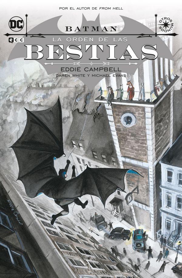BATMAN: LA ORDEN DE LAS BESTIAS
