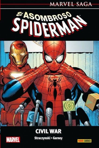 MARVEL SAGA. SPIDERMAN 11