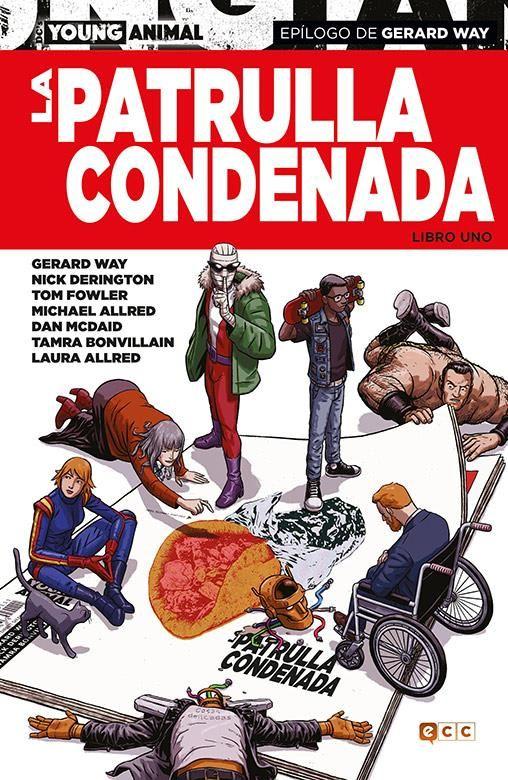 LA PATRULLA CONDENADA. LIBRO 01