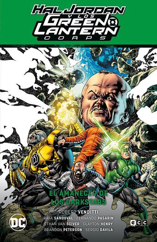 Hal Jordan y los Green Lantern Corps vol.04: El amanecer de los Darkstars