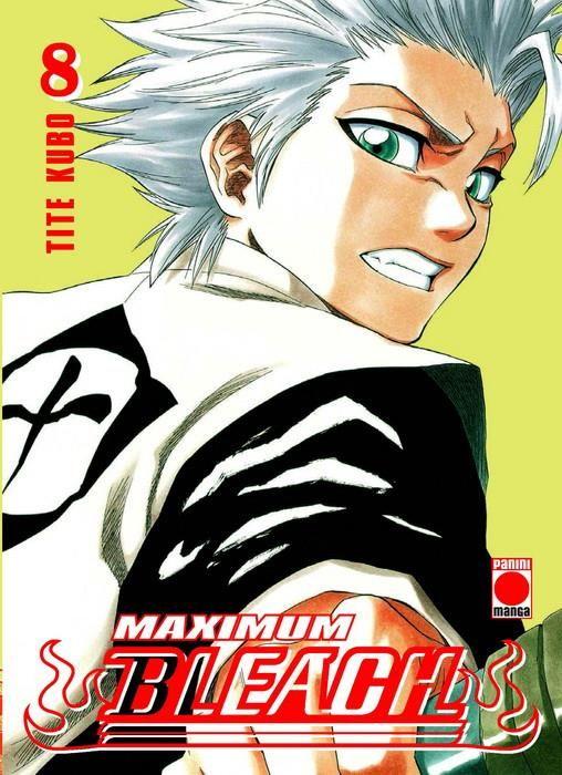 BLEACH MAXIMUM 08