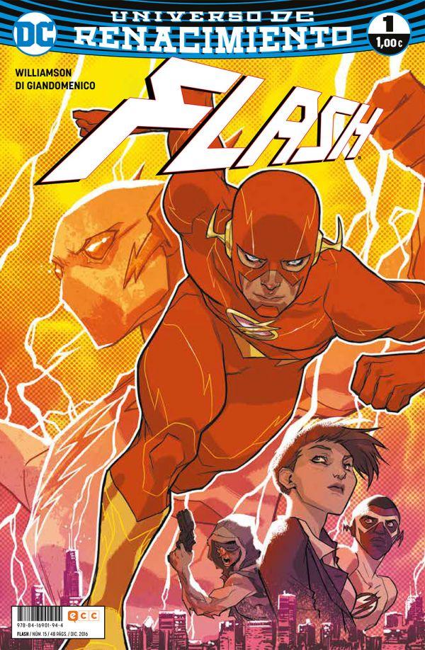 Flash núm. 01 (Renacimiento)