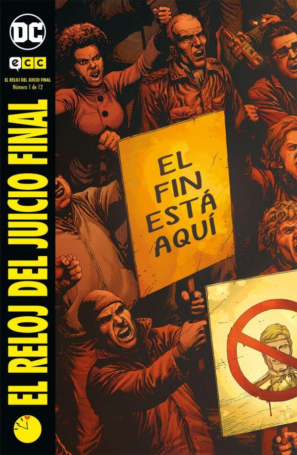 EL RELOJ DEL JUICIO FINAL 01 (DE 12)