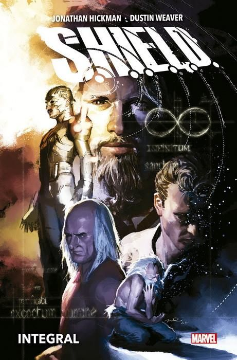 S.H.I.E.L.D. de Jonathan Hickman y Dustin Weaver (Marvel Omnibus)