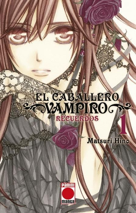 EL CABALLERO VAMPIRO: RECUERDOS 01