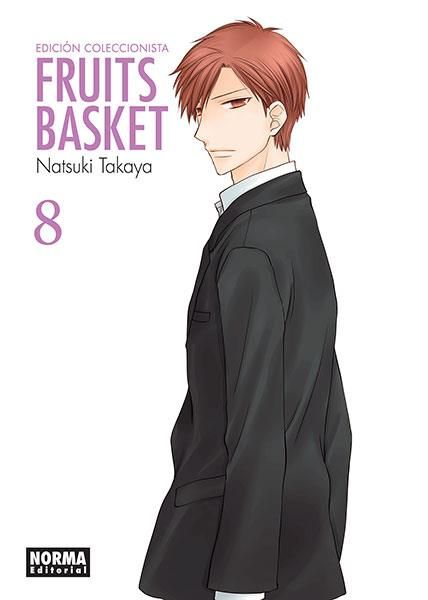 FRUITS BASKET ED. COLECCIONISTA 8 (DE 12)