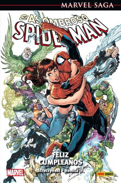 MARVEL SAGA. SPIDERMAN 04