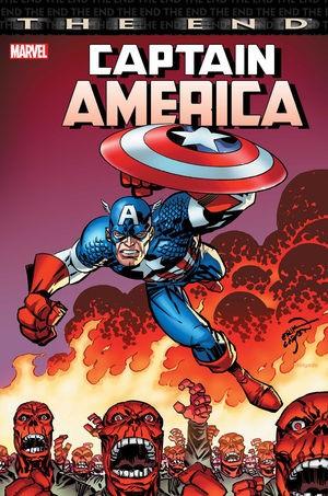 CAPTAIN AMERICA THE END (2020) #1B LARSEN
