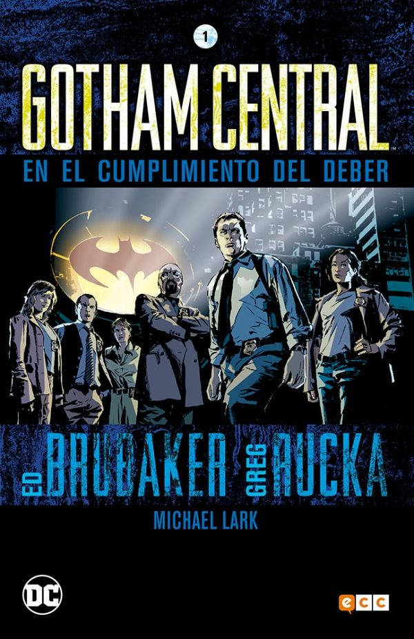 GOTHAM CENTRAL 01
