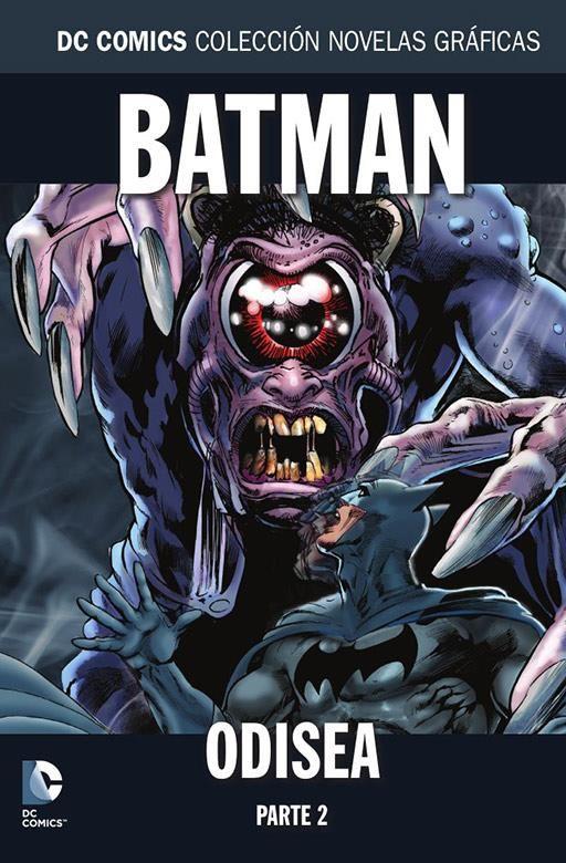 Novelas Gráficas DC 88: Batman: Odisea Parte 2