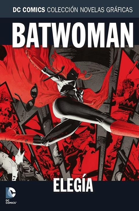 Colección Novelas Gráficas núm. 81: Batwoman. Elegía