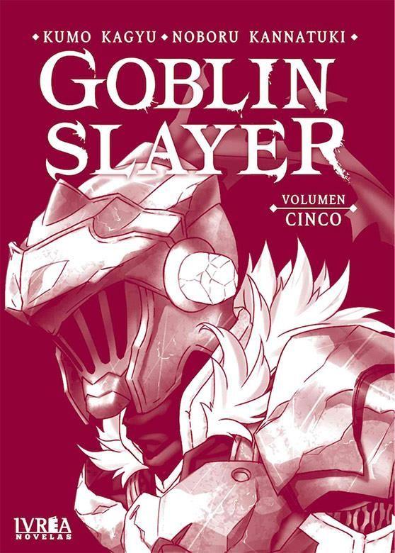 Goblin Slayer (Novela) 05