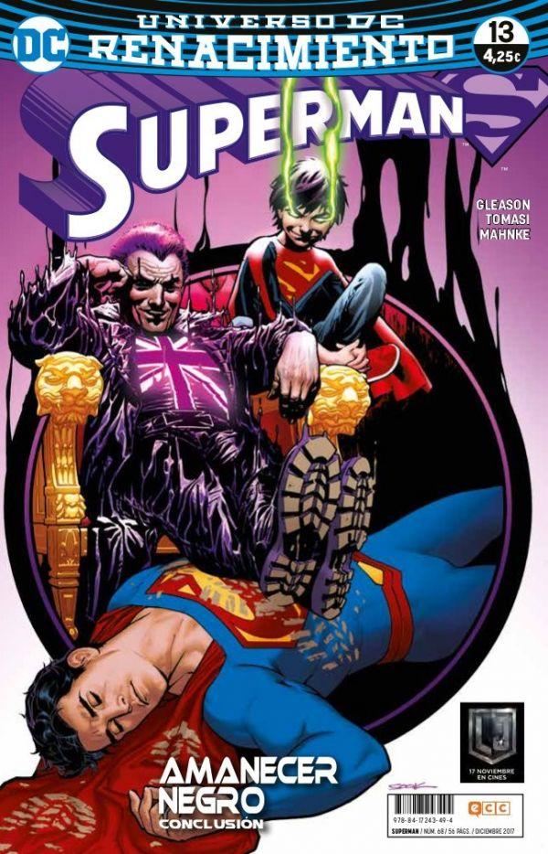 Superman núm. 13 (Renacimiento)