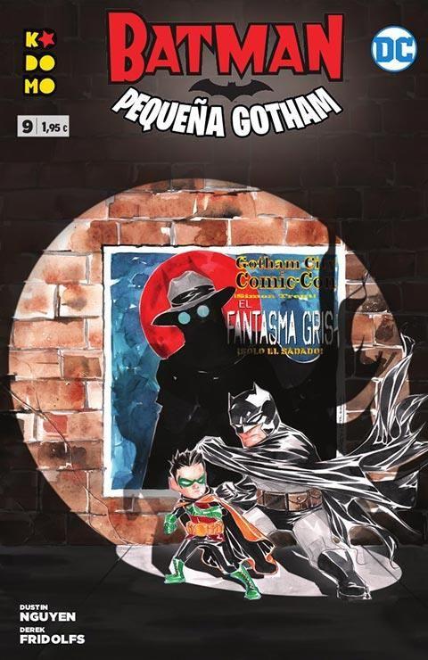 Batman: Pequeña Gotham núm. 09 (de 12)