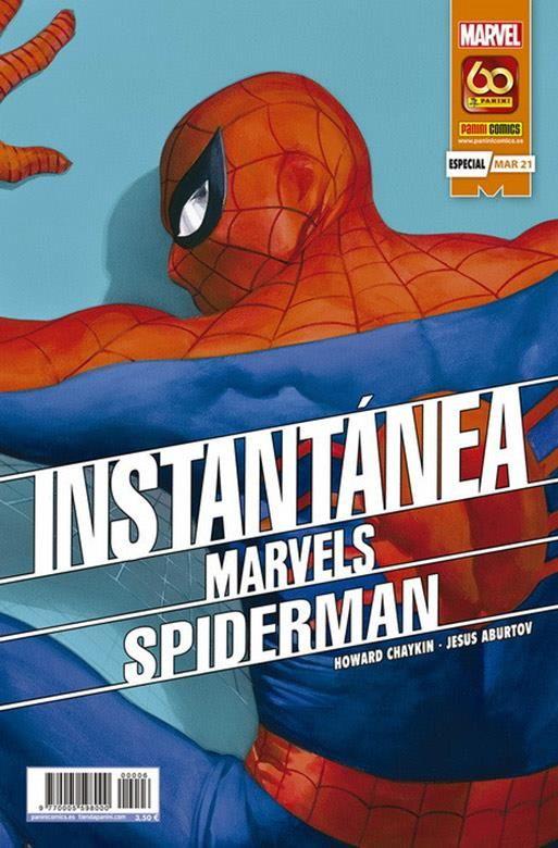 Instantánea Marvels 06. Spiderman