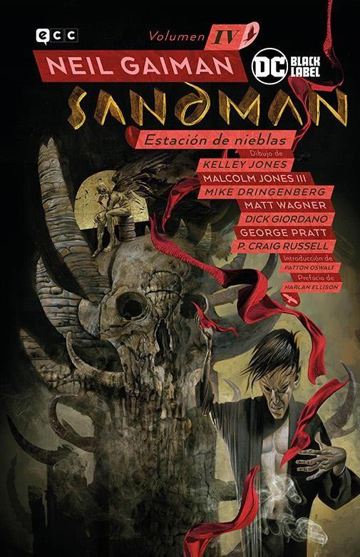 Biblioteca Sandman vol. 04: Estación de nieblas