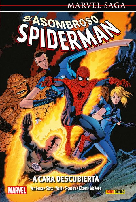 MARVEL SAGA. SPIDERMAN 21