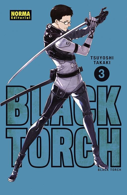 BLACK TORCH 03 (DE 05)
