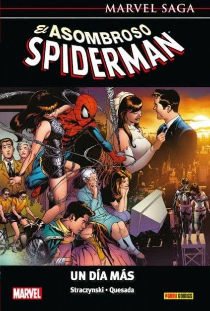 MARVEL SAGA. SPIDERMAN 13