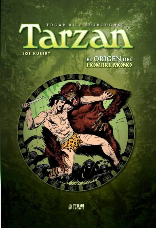 Tarzán: El origen del hombre mono Vol. 1
