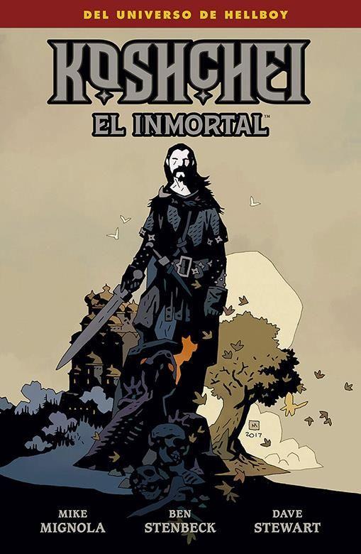 Koshchei: El inmortal