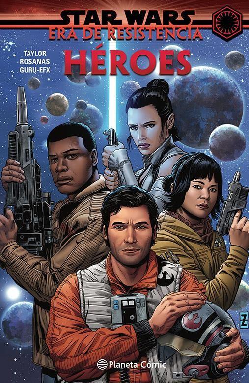 Star Wars Era de la Resistencia: Héroes