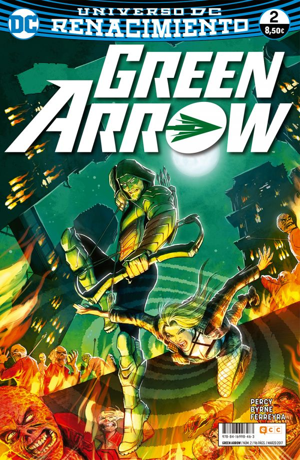 Green Arrow núm. 02 (Renacimiento)