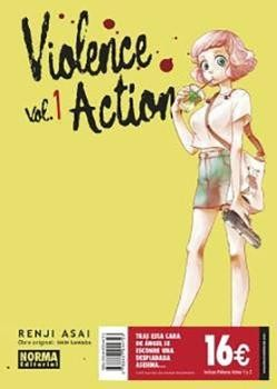 Pack Violence Action 01+02