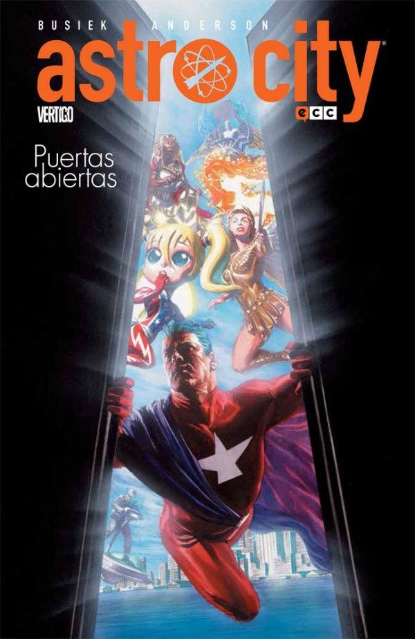ASTRO CITY 09: PUERTAS ABIERTAS