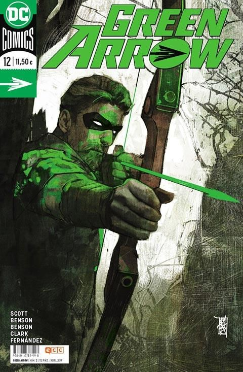 Green Arrow núm. 12