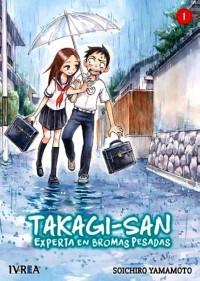 Takagi-san. Experta en bromas pesadas 01