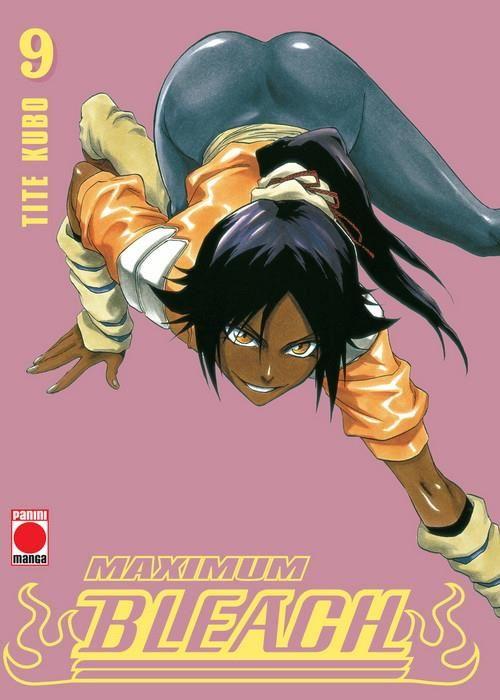 BLEACH MAXIMUM 09