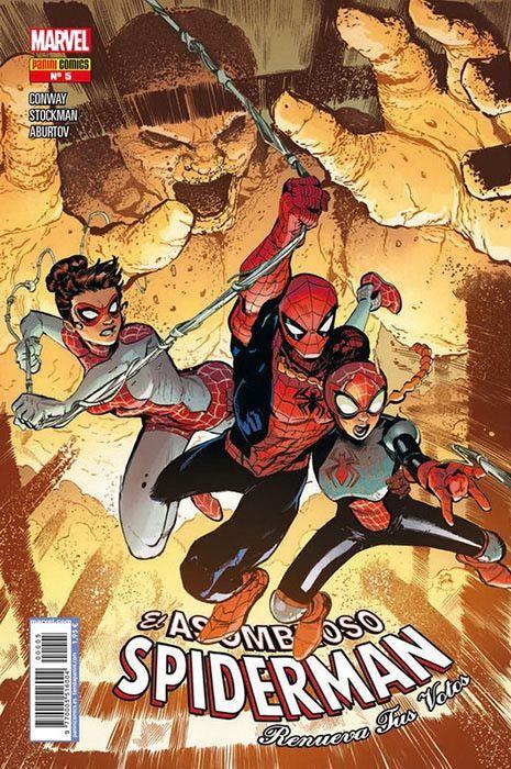 El Asombroso Spiderman: Renueva Tus Votos 05