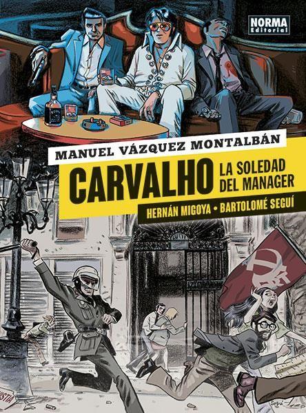 Carvalho 02. La soledad del mánager