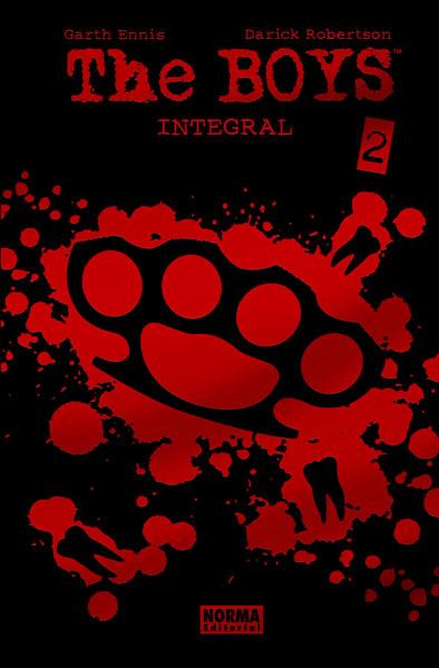 The Boys integral vol. 02 (de 3)