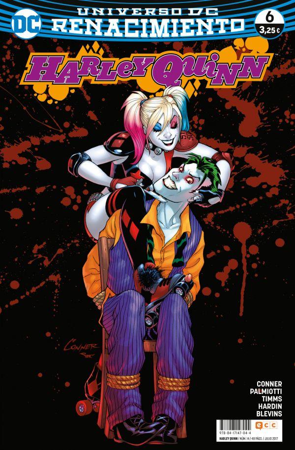 Harley Quinn núm. 06 (Renacimiento)