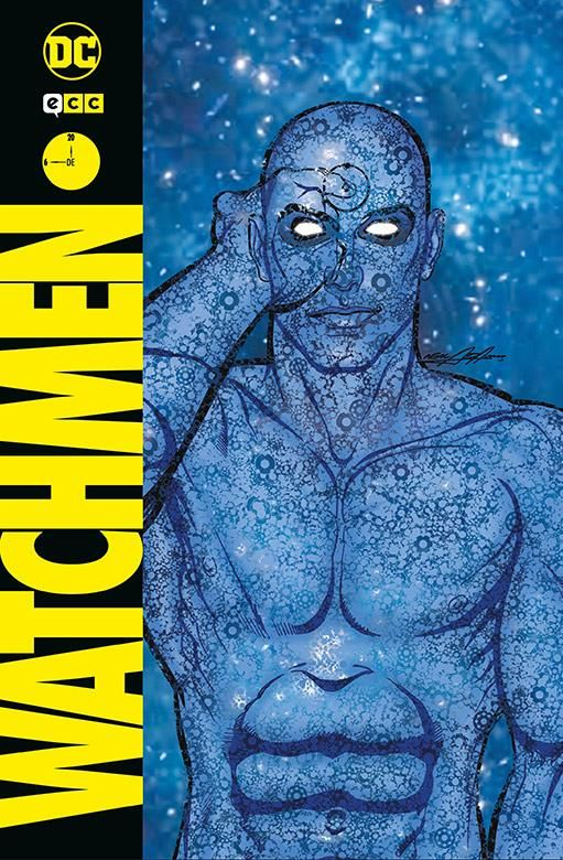 Coleccionable Watchmen 06 (de 20)