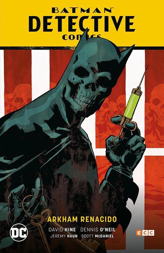 Batman: Detective Comics Vol. 03: Arkham Renacido (Renacido Parte 5)