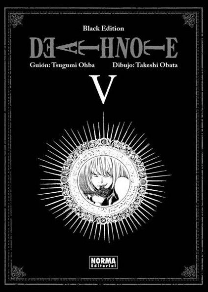 DEATH NOTE BLACK EDITION 05