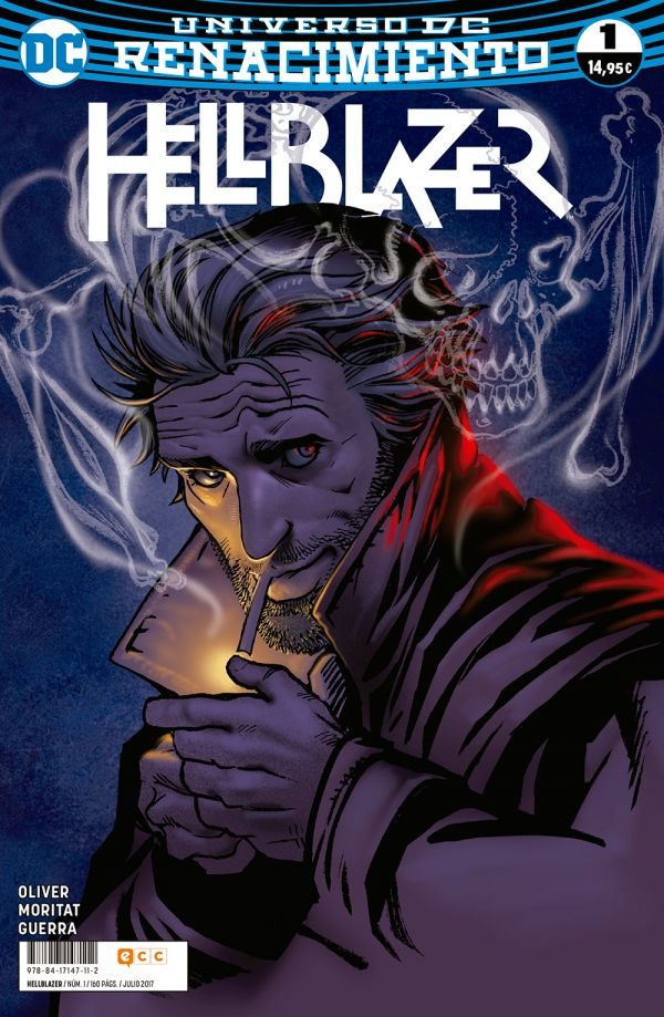 The Hellblazer núm. 01 (Renacimiento)