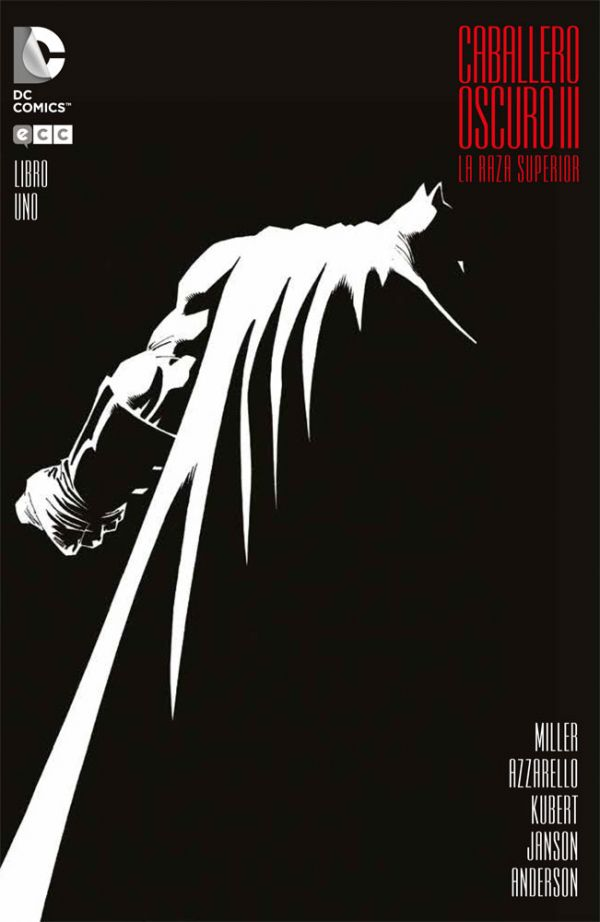 Caballero Oscuro III: La raza superior (Completa)